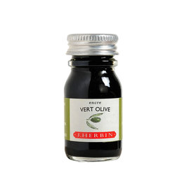 J. Herbin J Herbin Bottled Ink Vert Olive 10ml