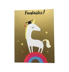 Fantastic Unicorn Graduate