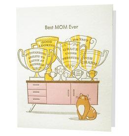 Ilee Papergoods Trophy Mom