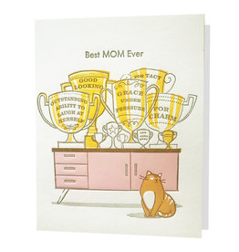 Ilee Papergoods Trophy Mom