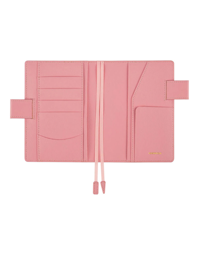 Hobonichi A6 Leather Sweet Pink Hobonichi Techo 2020