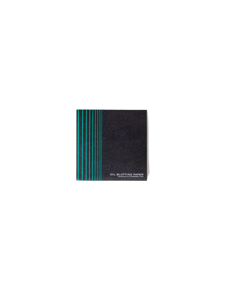 Morihata International Case Pack Charcoal Oil Blotting Paper