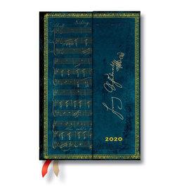 Paper Blanks Schubert, Erlkonig Large Vertical Planner