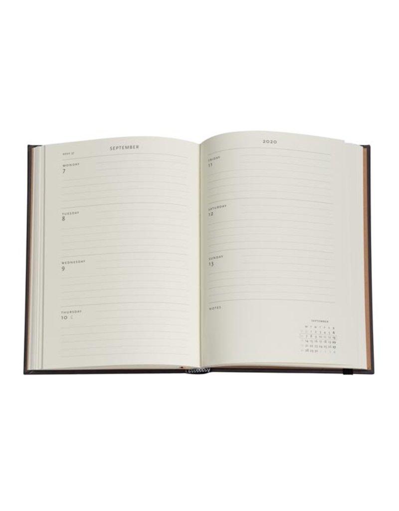 Paper Blanks Metauro Midi Horizontal Planner