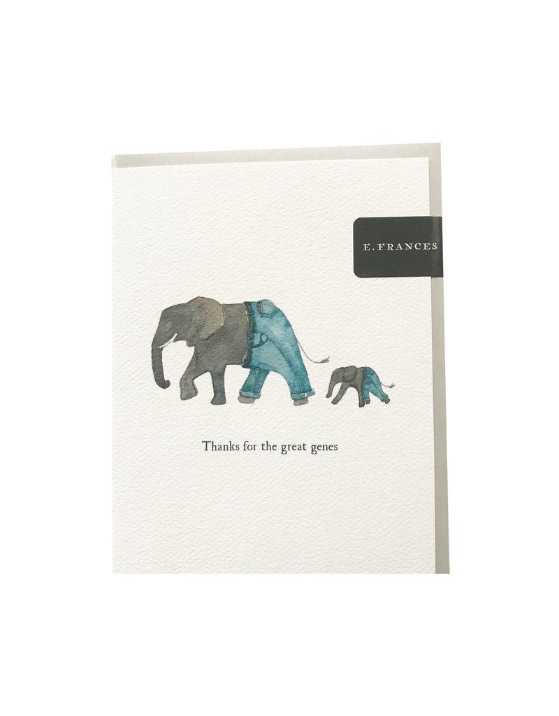 Elephant Genes