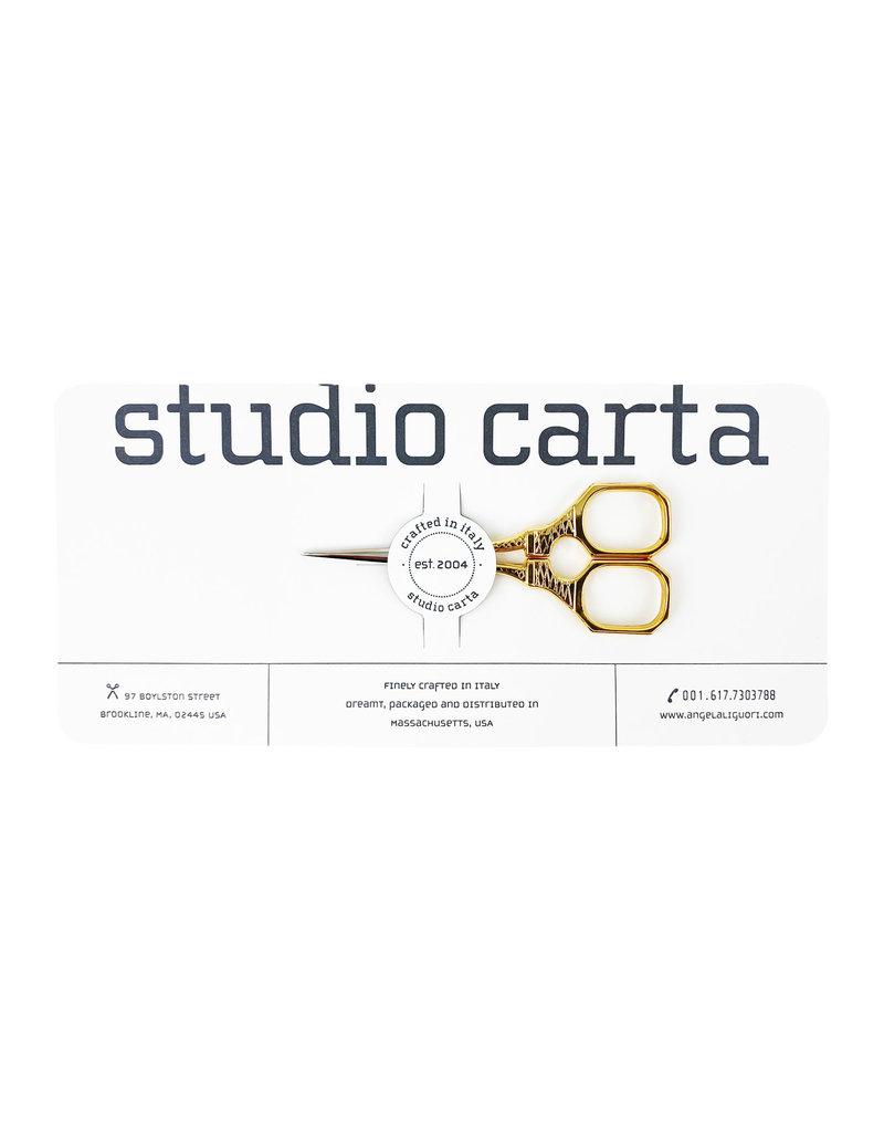studio carta Gold Paris Scissors