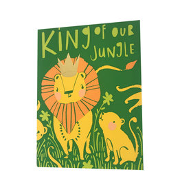 King of Our Jungle Father's Day