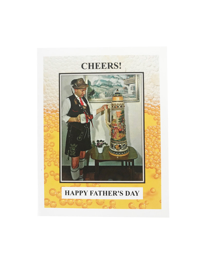 Cheers! Happy Father's Day