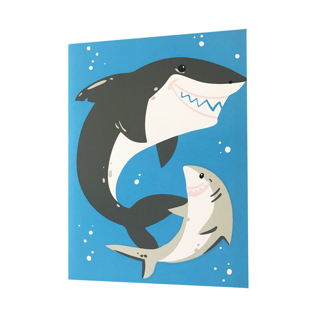 Daddy Shark Father's Day