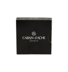 Caran d'Ache Caran d'Ache Ink Cartridges Black