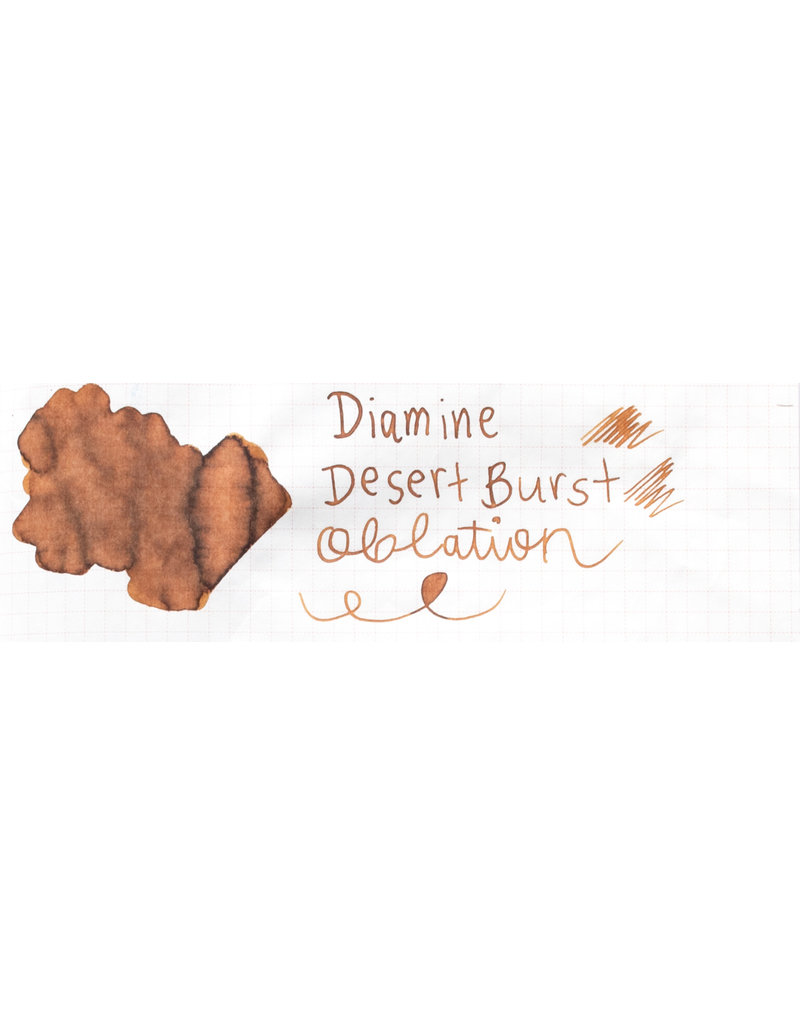 Diamine Diamine Guitar Desert Burst Bottled Ink