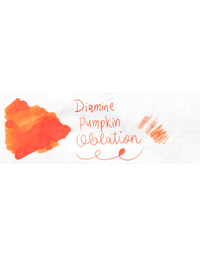 Diamine Diamine Pumpkin Bottled Ink