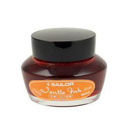 Sailor Sailor Jentle Bottled Ink Apricot