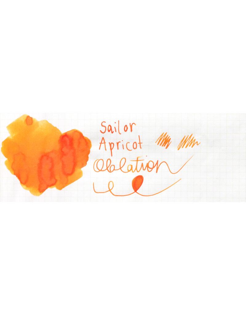 Sailor Sailor Jentle Bottled Ink Apricot