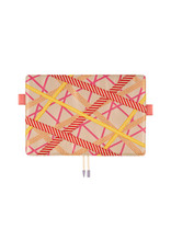 Hobonichi A5 Mt: Red x Yellow Mix Hobonichi Techo 2020