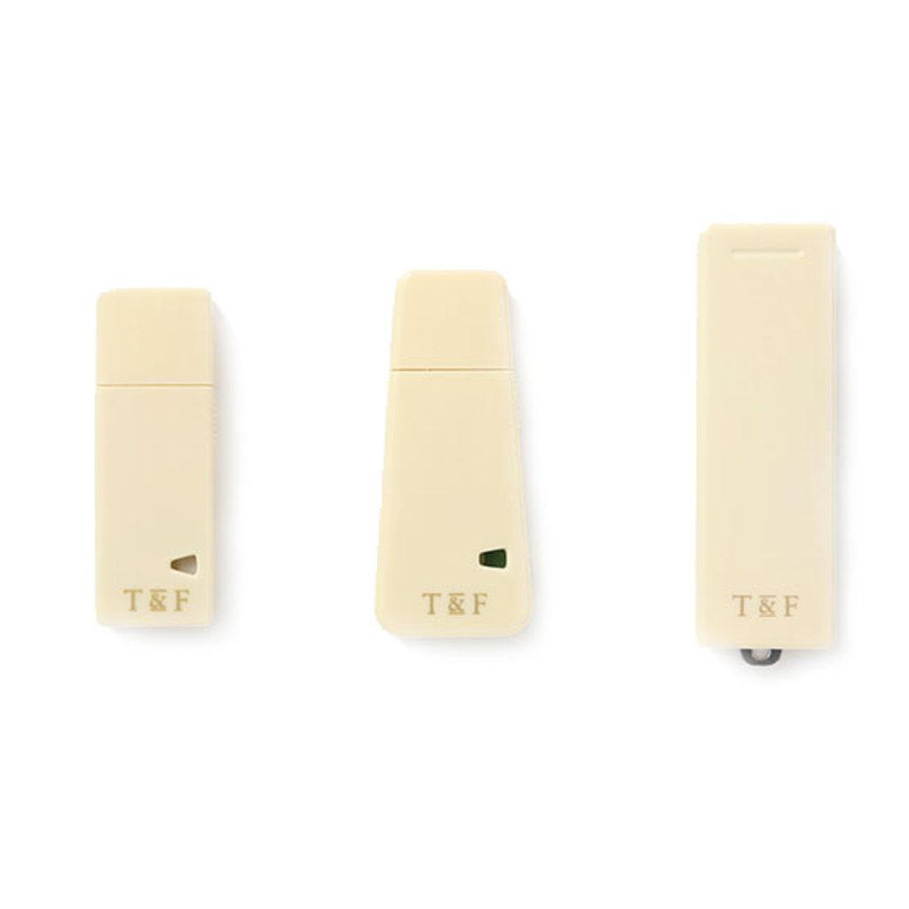 touch & flow T&F 3-piece Portable Correction Set Beige