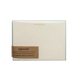Pencil Notecard Set