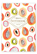 Mixed Fruit Blank Notebook