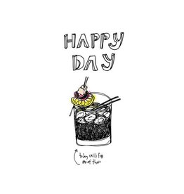 Happy Day Art Card