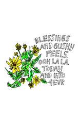 Blessings Art Card