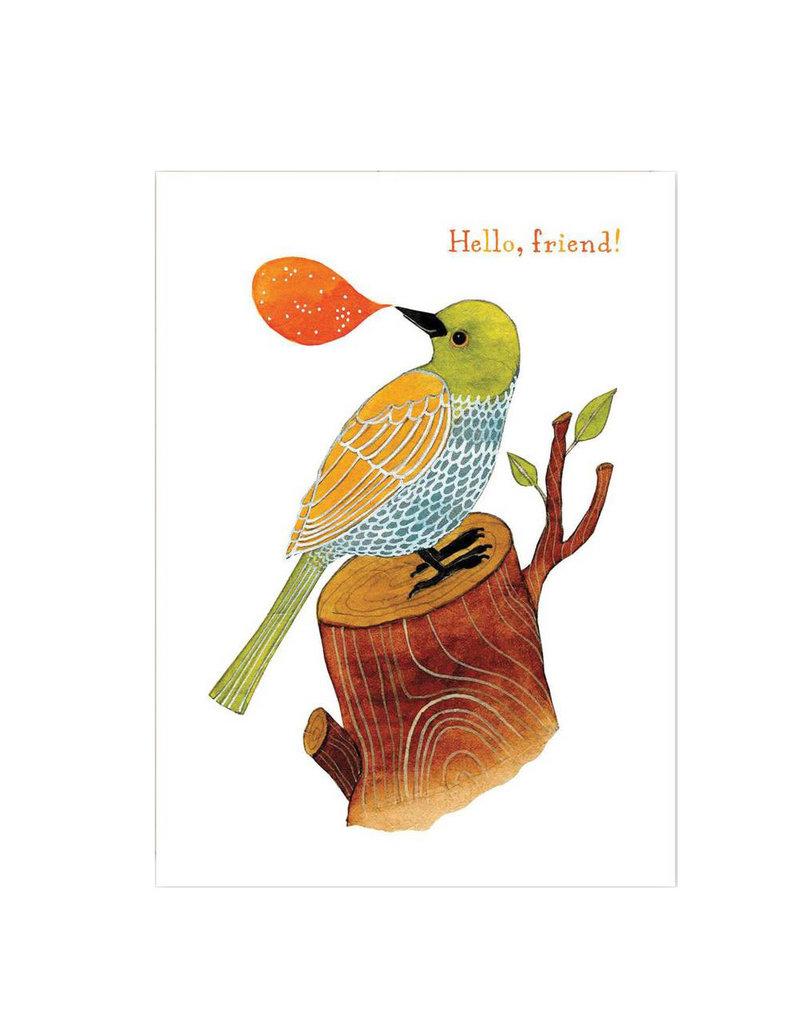 Tweeting Bird Friendship