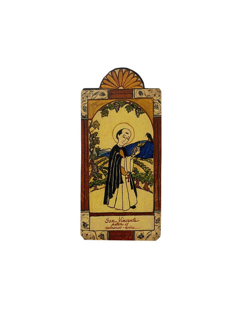 saint vincent, patron saint of wine