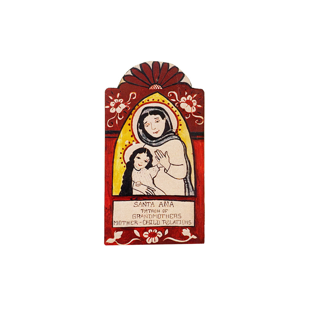 saint ana, patron saint of grandmothers, mother child relationships