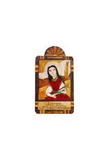 saint dymphna, patron saint of mental health