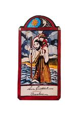 saint san cristobal, patron saint of travelers