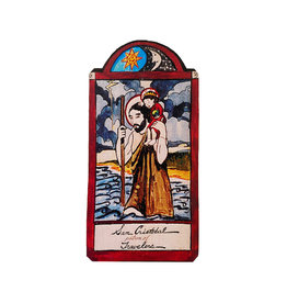 saint san cristobal, patron saint of travelers