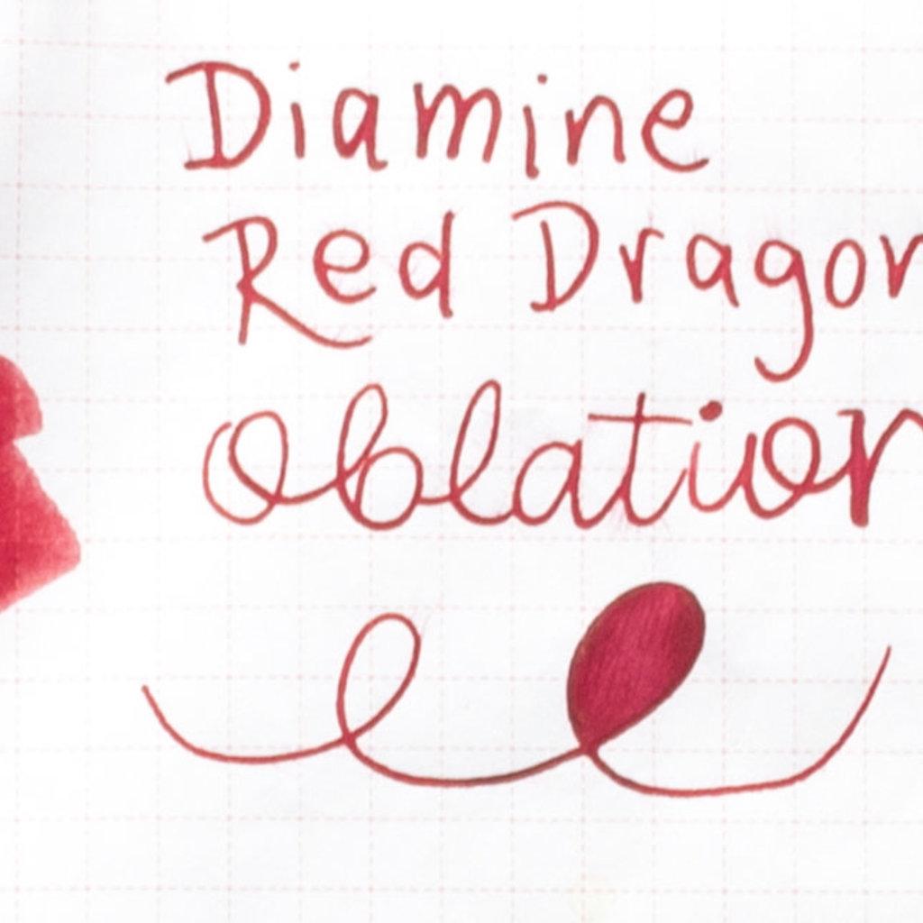 Diamine Diamine Red Dragon Bottled Ink