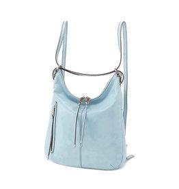 Hobo Merrin Convertible Backpack - Whisper Blue