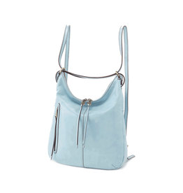 Hobo Merrin Convertible Backpack - Whisper Blue