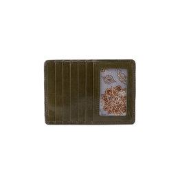Hobo Euro Slide Wallet - Mistletoe