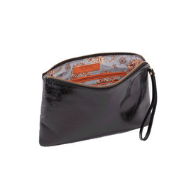 Hobo Wayfare Clutch - Black
