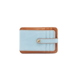Hobo Access Card Case - Whisper Blue
