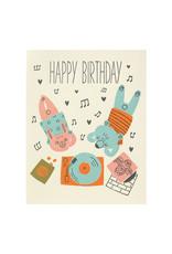 Fugu Fugu Press Birthday Record Player