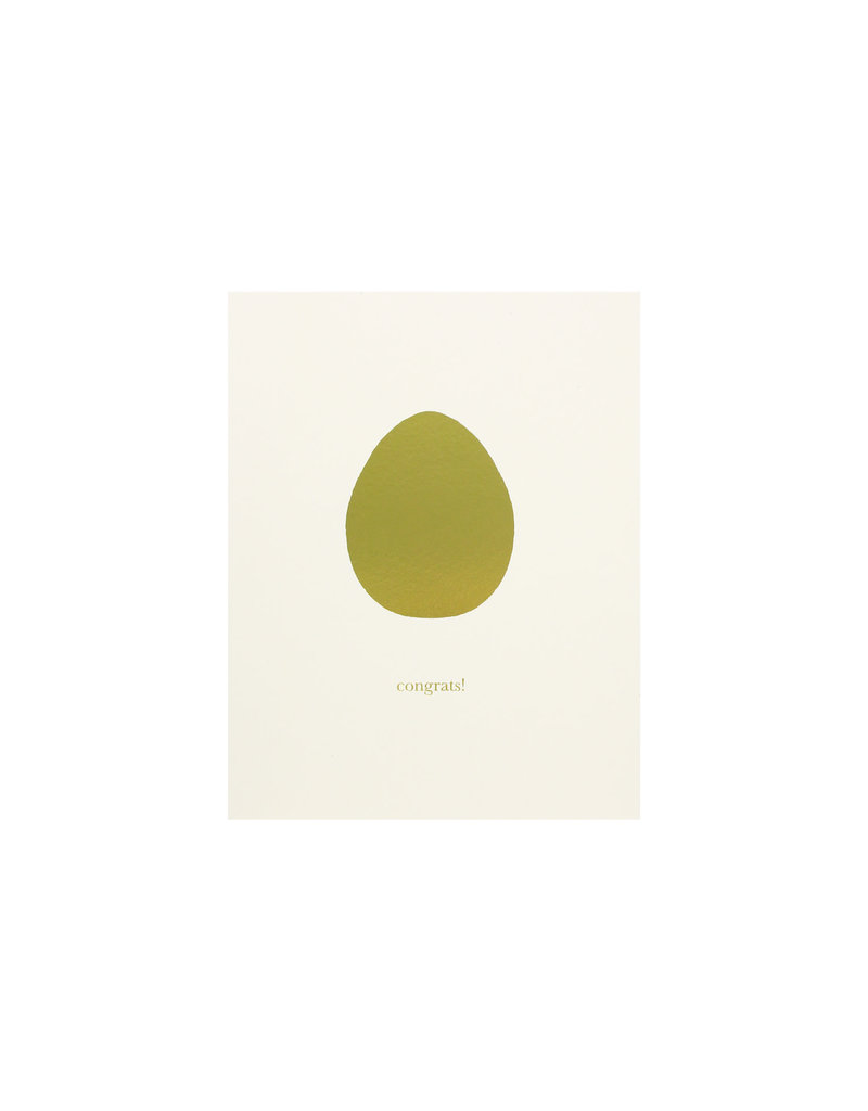 Fugu Fugu Press Congrats Golden Egg
