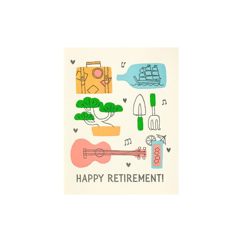 Fugu Fugu Press Happy Retirement
