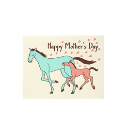 Fugu Fugu Press Mother's Day Horses