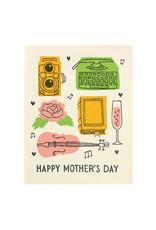 Fugu Fugu Press Mother's Day Icons