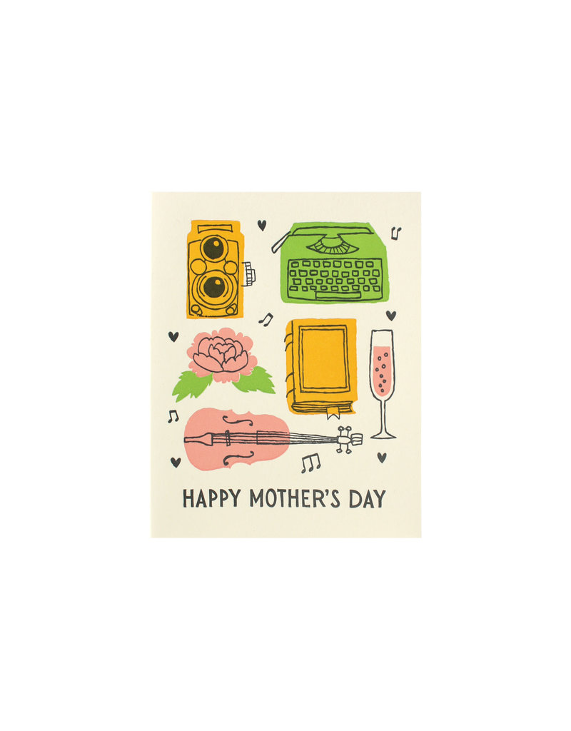Fugu Fugu Press Mother's Day Icons
