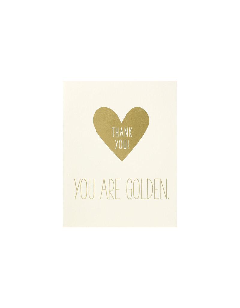 Fugu Fugu Press Thank you! You are Golden