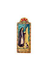 saint gertrude, patron saint of cats