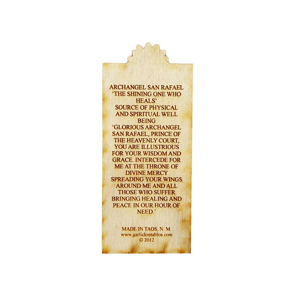 archangel san rafael, patron saint of healing