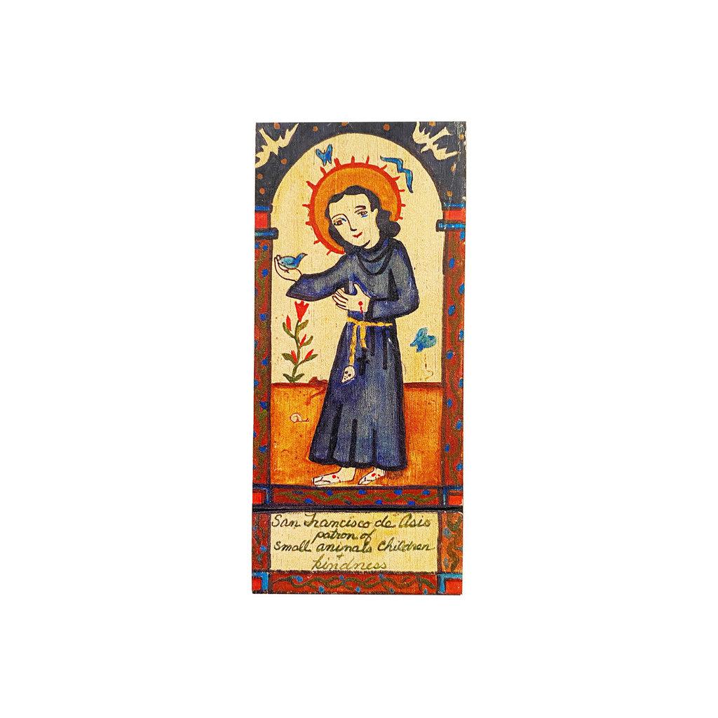saint san francisco, patron saint of kindness, animals and environment