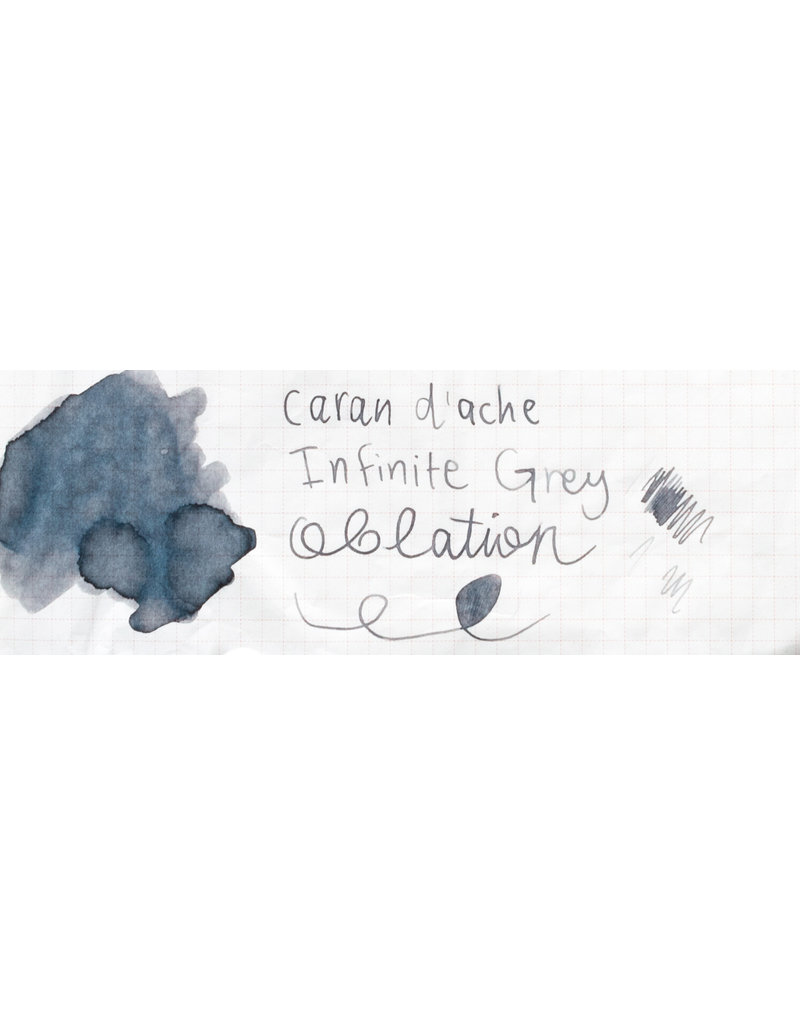 Caran d'Ache Caran d'Ache Ink Cartridges Infinite Grey