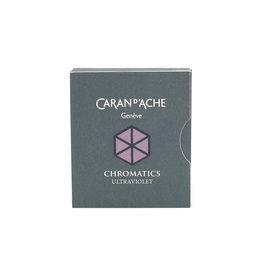 Caran d'Ache Caran d'Ache Ink Cartridges Ultraviolet