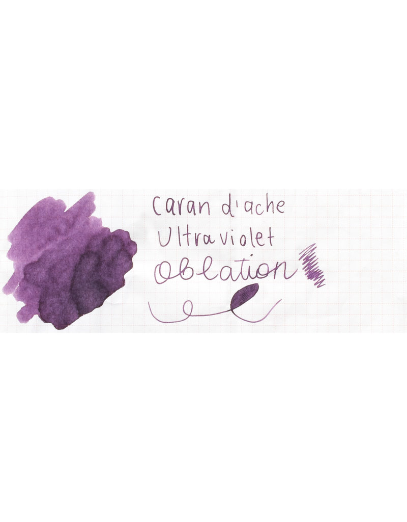 Caran d'Ache Caran d'Ache Ink Cartridges Ultraviolet