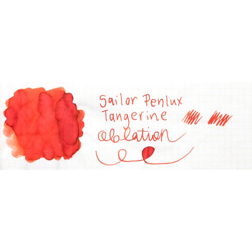 Sailor Penlux MO Bottled Ink Tangerine